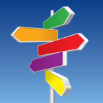 Directional Signs (vector + XXL jpeg image)